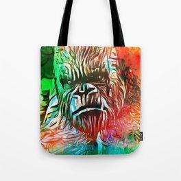 LOVE THE MONKEY Tote Bag