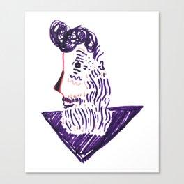 ONE  Canvas Print