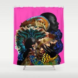 Erzulie Shower Curtain