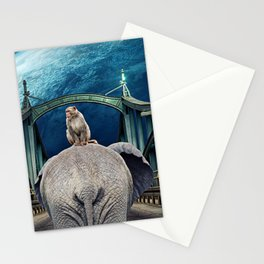Planet of the Apes by GEN Z Stationery Cards