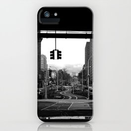A Winding Path iPhone Case