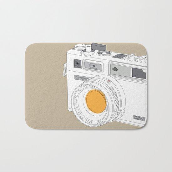 Yashica Electro 35 GSN Camera Bath Mat