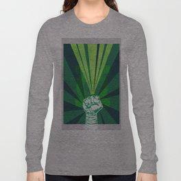 Green Lantern's light Long Sleeve T-shirt