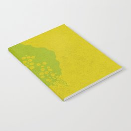 Fruit Tree Series, Yellow V Notebook