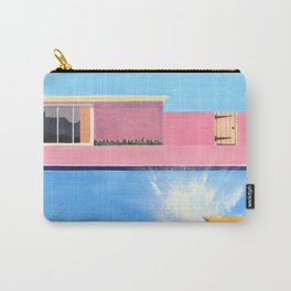 Splash! after David Hockney Carry-All Pouch