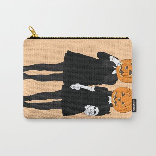 Pumpkin Heads Carry-All Pouch