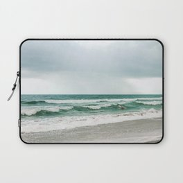 A Beach in Corolla 2 - Corolla, NC - Photography Laptop Sleeve