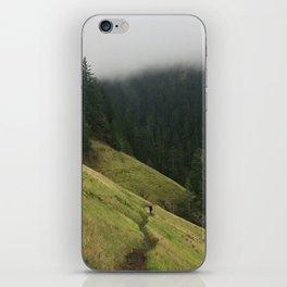 Starvation Creek Meadows iPhone Skin