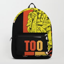 This to shall Pasta Backpack