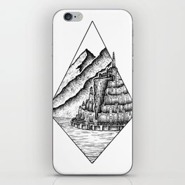 The White City iPhone Skin