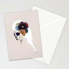 Versailles Skull Stationery Cards