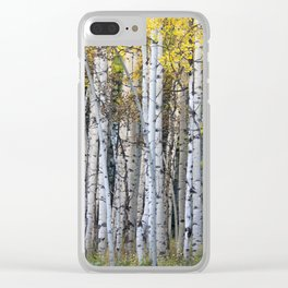 The Woods Clear iPhone Case