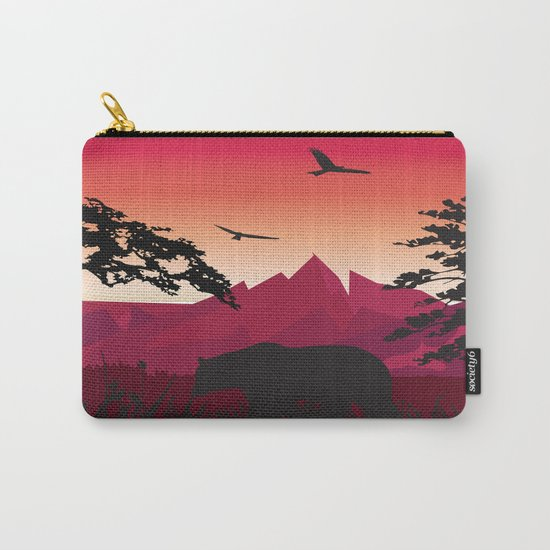My Nature Collection No. 42 Carry-All Pouch