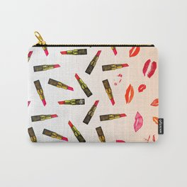 Lipstick Shades Carry-All Pouch
