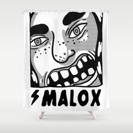 malox Shower Curtain