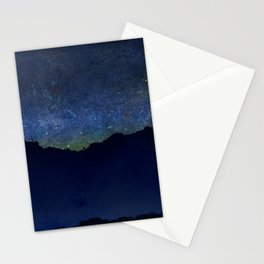 Sierra Madre Dusk Mountain Stationery Cards