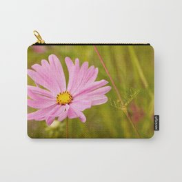 Pink Cosmo Carry-All Pouch