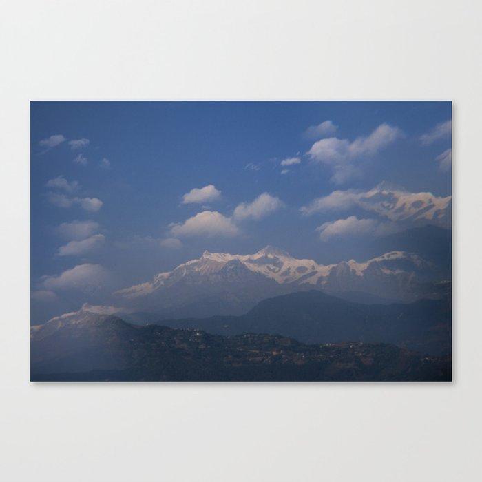 pokhara I Canvas Print