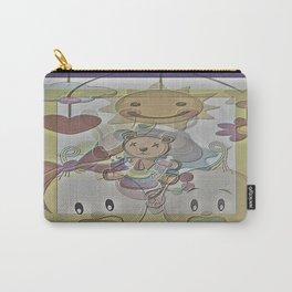Cabsink16DesignerPatternBGB10 Carry-All Pouch