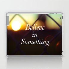 Believe. Laptop & iPad Skin