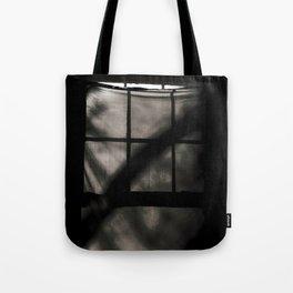 Fenster Licht Tote Bag