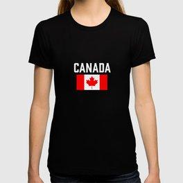 Canada Flag Maple Leaf Proud Canadian CitizenCanada Flag Maple Leaf Proud Canadian Citizen T-shirt