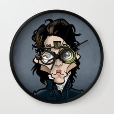 Ichabod Wall Clock