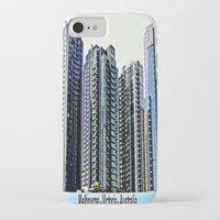 melbourne iPhone & iPod Cases featuring Melbourne CBD by Chris' Landscape Images & Designs