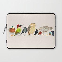 Woodland Bird Collection Laptop Sleeve