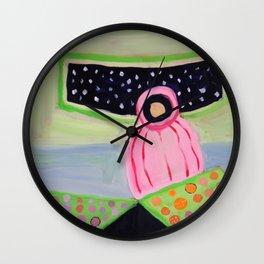 Ground Control Wall Clock