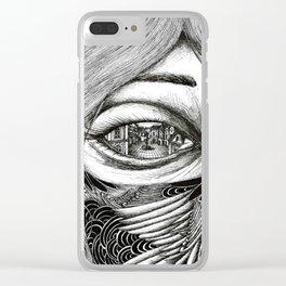 Gaze3 Clear iPhone Case