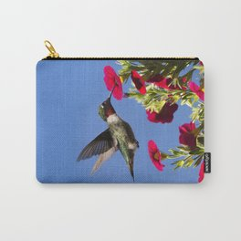 Hummingbird Moment Carry-All Pouch
