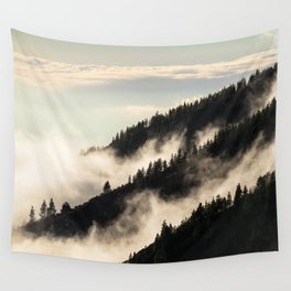 A Song Of Trees Wall Tapestry