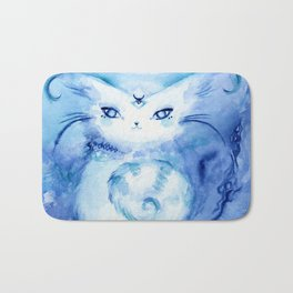 Serena Cat : Peace Bath Mat