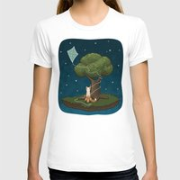 le petit prince T-shirts featuring Le Petit Renard by prettygoodmonsters