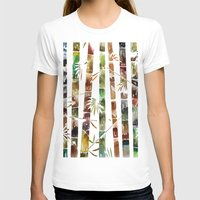 bamboo T-shirts featuring BAMBOO by LUCIA BROMBERG