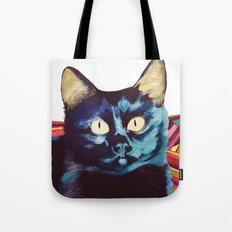Buffy the Cat Tote Bag