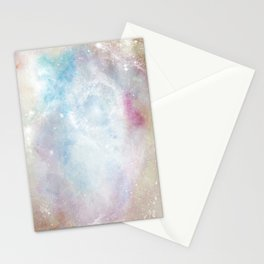 Space Implode Stationery Cards