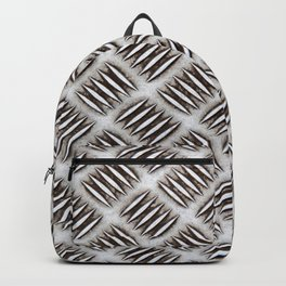 Diamond Plate 1 Backpack