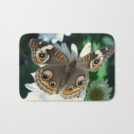 Buckeye Butterfly Bath Mat