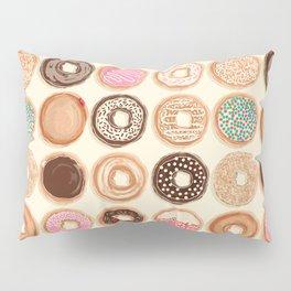 Doughnuts Pillow Sham