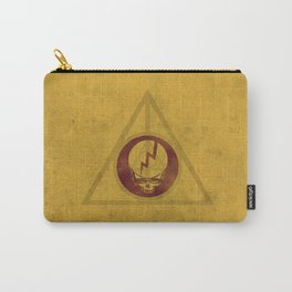 Grateful Deathly Hallows Carry-All Pouch