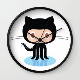 Github Wall Clock