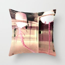UVcados Throw Pillow