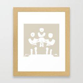 WORLD HERITAGE 9 Framed Art Print