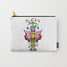 Kachina Butterfly 6 Carry-All Pouch