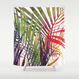 The Jungle vol 3 Shower Curtain
