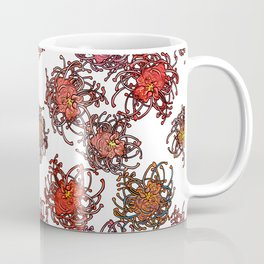 Australian Native Floral Print Coffee Mug