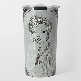 Belle de Jouy 2 Travel Mug