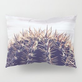 Saguaro Cactus Dome Pillow Sham